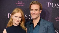 James Van Der Beek's Wife Kimberly Gave Him 'Strength' to Return to 'DWTS' Post-Miscarriage