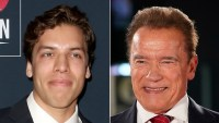 Joseph Baena Reveals How Dad Arnold Schwarzenegger Inspires His Fitness