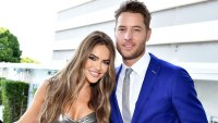 Justin Hartley, Chrishell Hartley Hosted Viewing Party for Melissa Claire Egan 1 Week Before Split