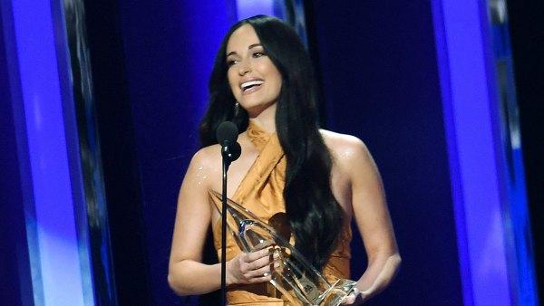 Kacey Musgraves onstage at CMA Awards 2019