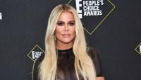 Khloe Kardashian Apologizes for Not Acknowledging People's Choice Awards 2019 Win