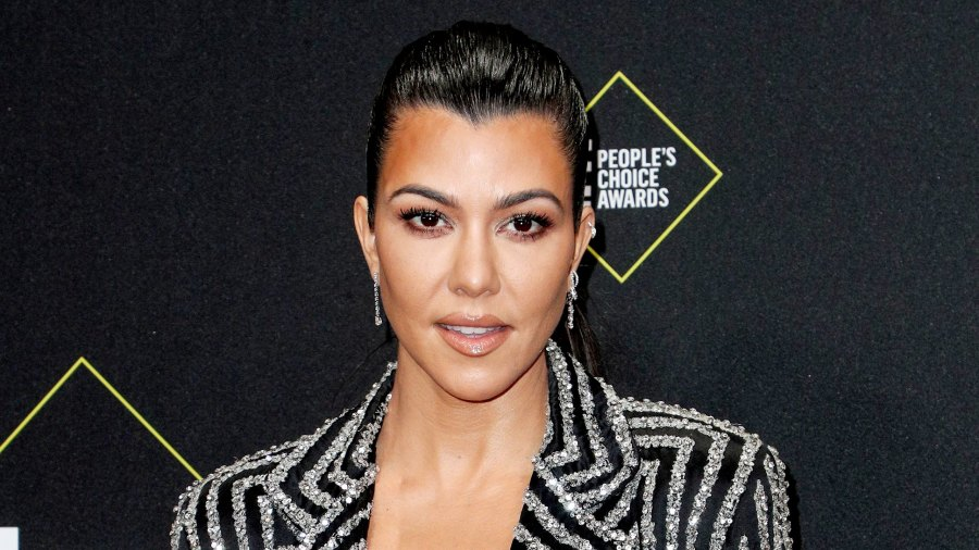 Kourtney Kardashian Responds to Claims Her Kids Can't Eat Candy