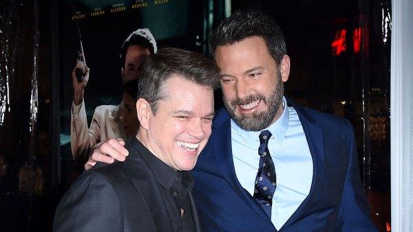 Matt Damon and Ben Affleck Celebrity BFFs