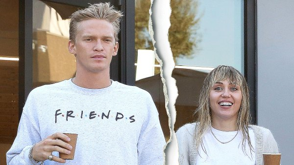 Miley Cyrus Cody Simpson Taking Break