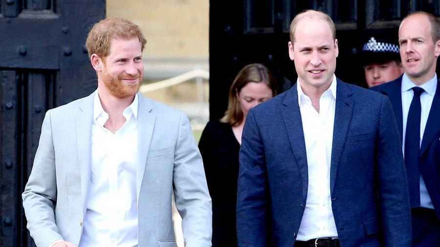 Prince Harry Prince William friends