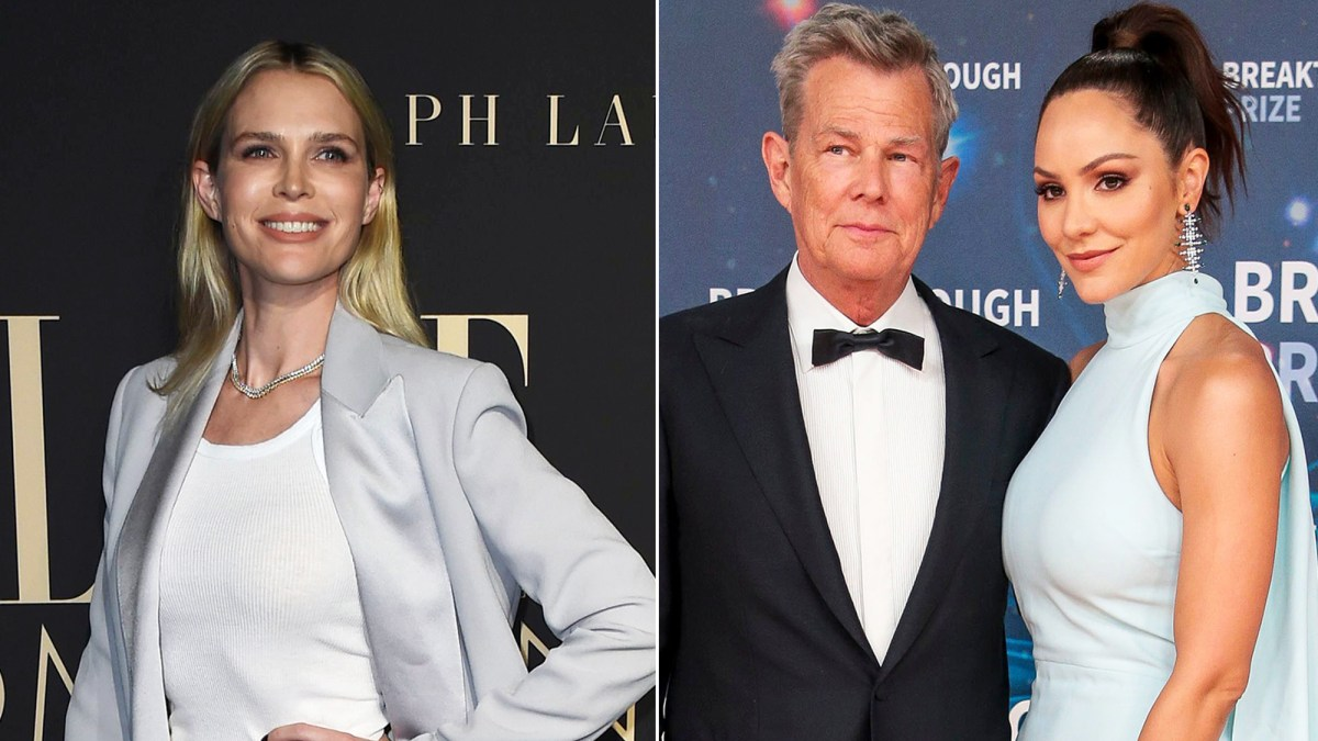 Sara Foster Says Katharine McPhee and David Foster Are a 'Perfect Couple': 'I Don't Think They've Ever Had a Fight'