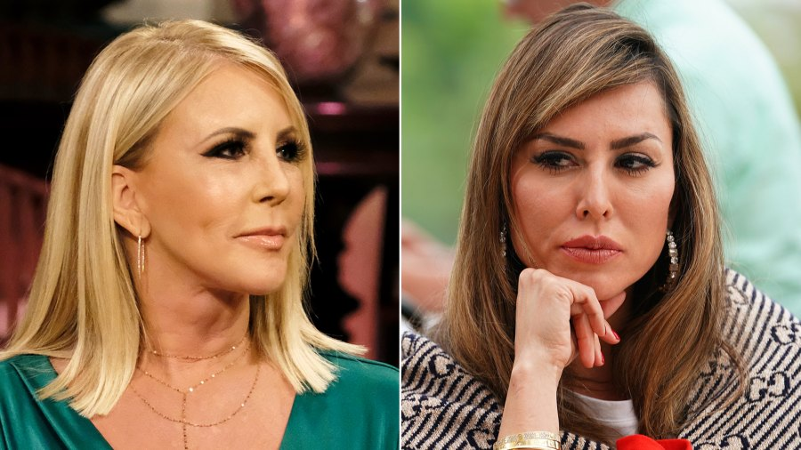 Vicki Gunvalson Is 'Tired of the Negativity' With Kelly Dodd