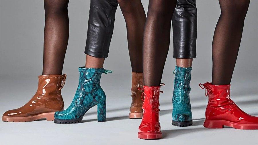 Stuart Weitzman New Boots