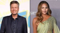 Blake Shelton Is on High Alert After Quip About Chrissy Teigen's Cooking