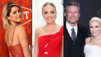 Cassadee Pope, Danielle Bradbery on Gwen Stefani, Blake Shelton Romance