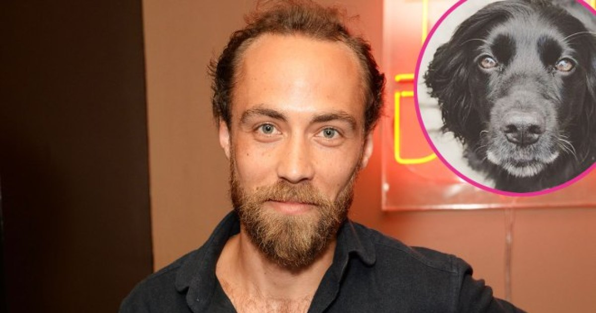 James Middleton and More Celebs Whose Dogs Helped Them Through Dark Times