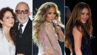 Gloria and Emilio Estefan 'Proud' of Jennifer Lopez, Shakira Before Super Bowl
