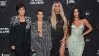 Kardashian-Jenner Family 'Could Not Really Agree' on Christmas Card This Year