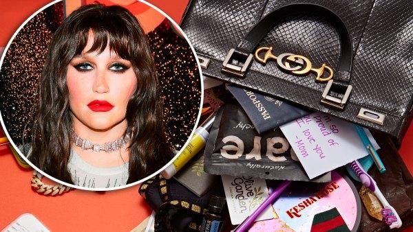 Kesha What's In My Bag