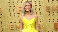 Kristin Cavallari 71st Annual Primetime Emmy Awards Wearing Nicole and Felicia