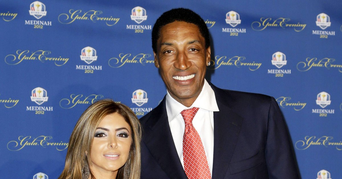 "Larsa Pippen Describes Coparenting Relationship With Best Friend Scottie Pippen 01 - علاقة لارسا بيبن المرتبطة بـ ""أفضل صديق"" سكوتي"