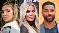 Larsa Pippen Wants Khloe Kardashian to Be Happy Amid Tristan Thompson Drama