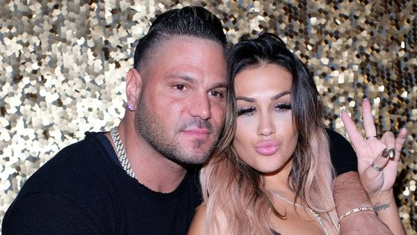 Ronnie Ortiz-Magro's Ex-Girlfriend Jen Harley Posts About 'Peace' After Split