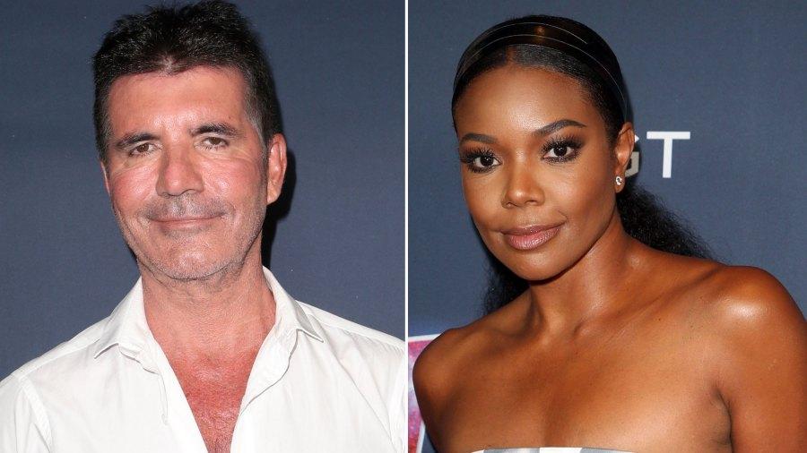 Simon Cowell Breaks His Silence on Gabrielle Union's 'America's Got Talent' Firing