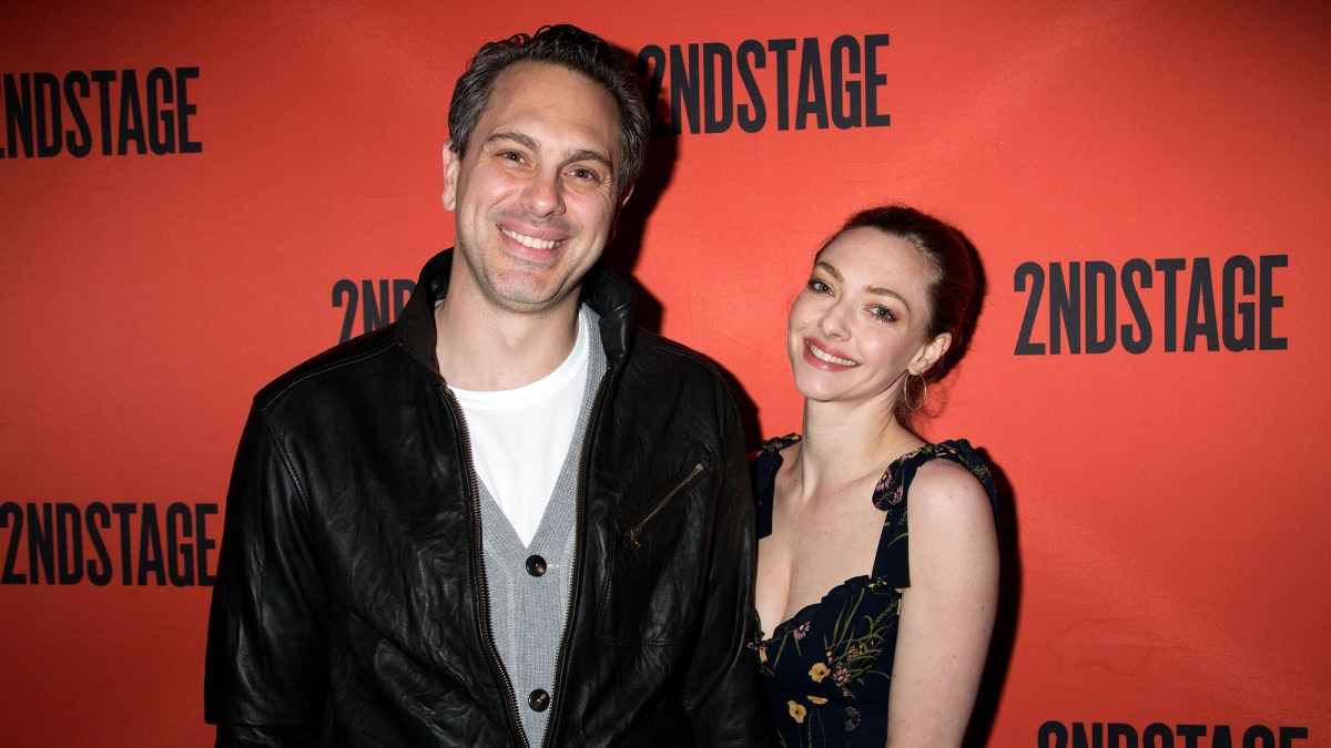Thomas Sadoski Calls Wife Amanda Seyfried 'Super Heroic' for Birthing Their Daughter, Wants More Kids Together