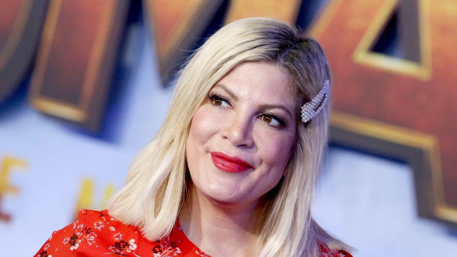 Tori Spelling could never be a housewife