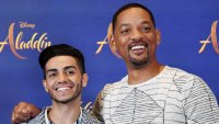 Will Smith Reacts Aladdin Costar Lack of Auditions Since Disney Film