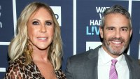 Andy Cohen Reacts to Vicki Gunvalson Leaving 'RHOC