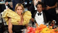 Beyonce Knowles-Carter and Jay-Z Golden Globes 2020