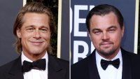Brad Pitt Jokes That He Would Have Shared Raft With 'LDC Golden Globes 2020