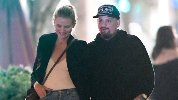 Cameron Diaz and Benji Madden Chose the Name Raddix