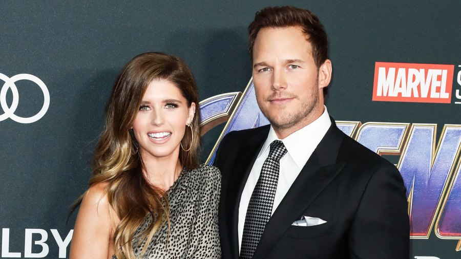 Chris Pratt and Katherine Schwarzenegger Passed Out Way Before Midnight on New Year's Eve