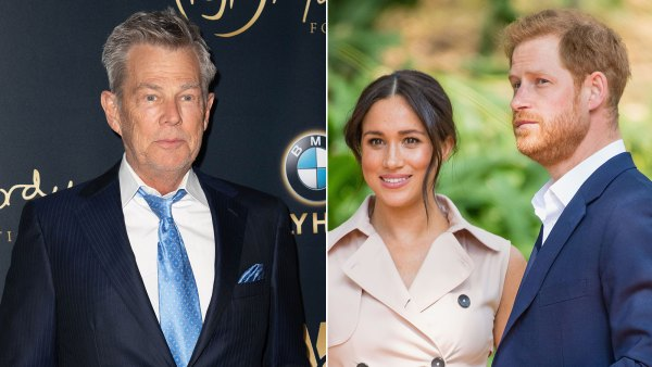 David Foster Arranged Prince Harry, Duchess Meghan's Canada Stay