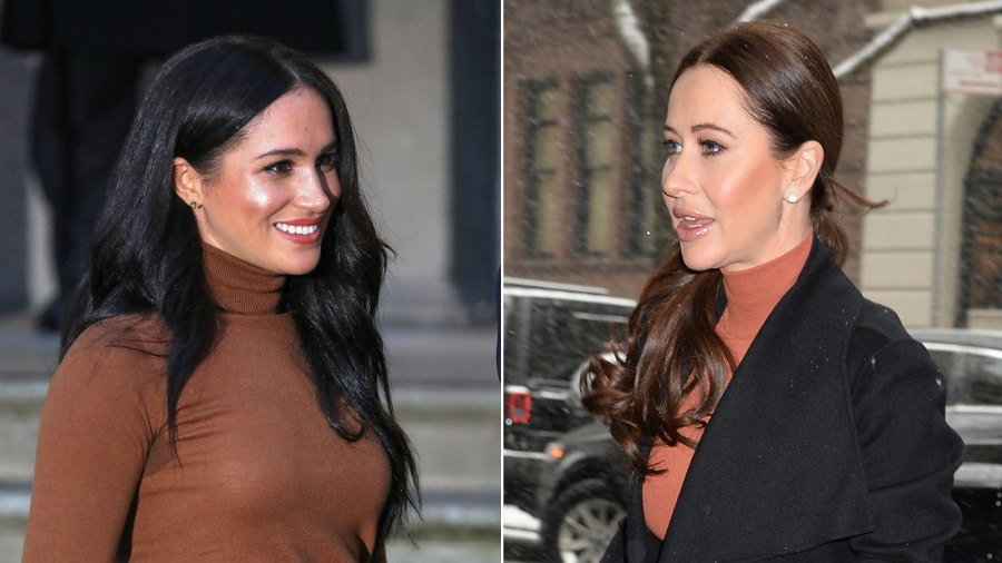 Duchess Meghan's BFF Jessica Mulroney Appears to Defend Her After She Leaves Senior Royal Roles