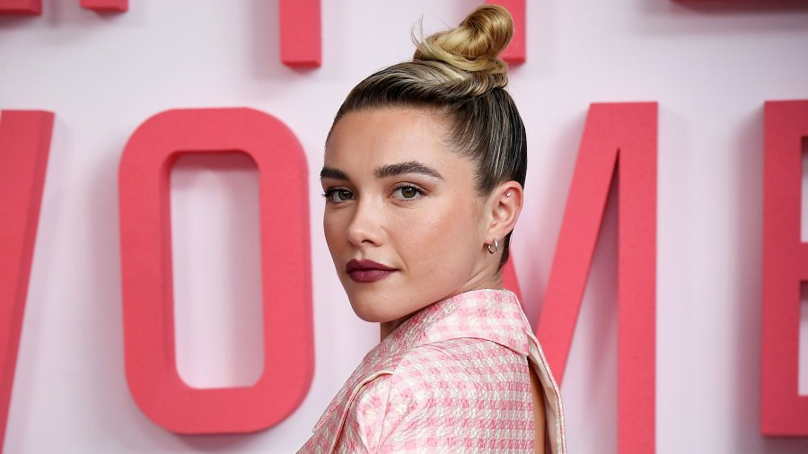 Florence Pugh Celebrates Her Oscar Nomination With a Homemade Cocktail