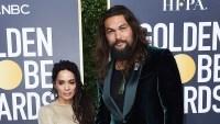 Golden Globes 2020 Hottest Hunks - Jason Momoa