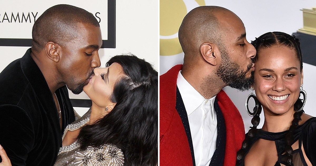 Celebrity PDA at the Grammy Awards Through the Years: Kylie Jenner, Jennifer Lopez and More!