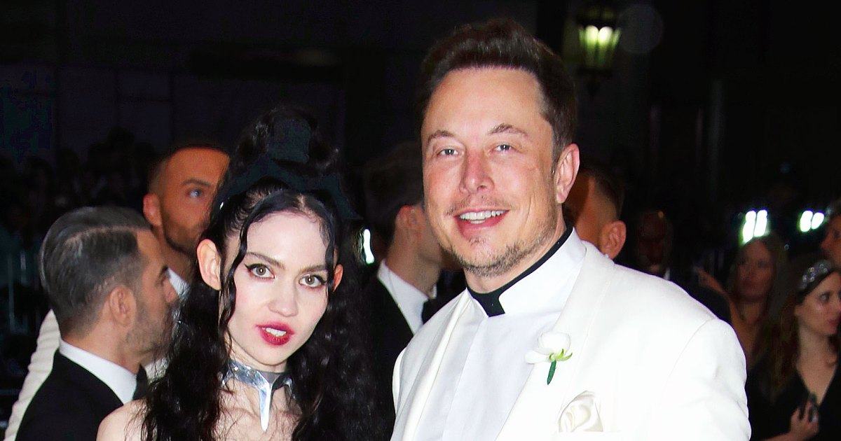 Grimes Gives Birth Singer Welcomes Her 1st Child With Elon Musk