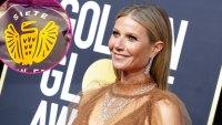 Gwyneth Paltrow Reveals Her Pretty Regular Go-To Snack Golden Globes