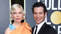 Inside Pregnant Michelle Williams' Golden Globes 2020 Night With Fiance Thomas Kail