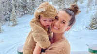 Jade Roper Defends Putting Son Brooks in Daughter Emerson's Old Dresses