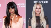 Jameela Jamil Slams Khloe Kardashian for Promoting Eating Disorder Culture