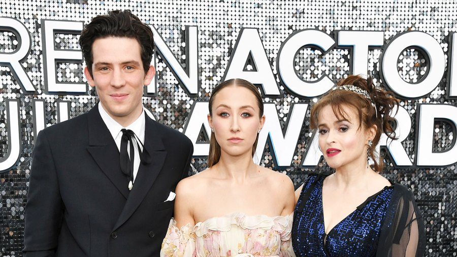 The Crown Cast Weighs in on Prince Harry and Meghan Markles Royal Exit at the SAG Awards 2020