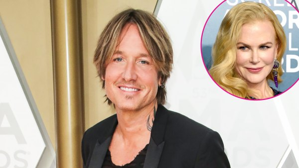 Keith Urban Reveals Nicole Kidman Has the Flu, Misses Grammys 2