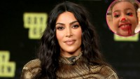 Kim-Kardashian's-Daughter-North-Puts-Clown-Makeup-on-Siblings-promo