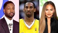 Kobe Bryant Death Celeb Reactions
