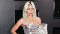Lady Gaga Kisses Mystery Man at Midnight on New Year's Eve After Dan Horton Split