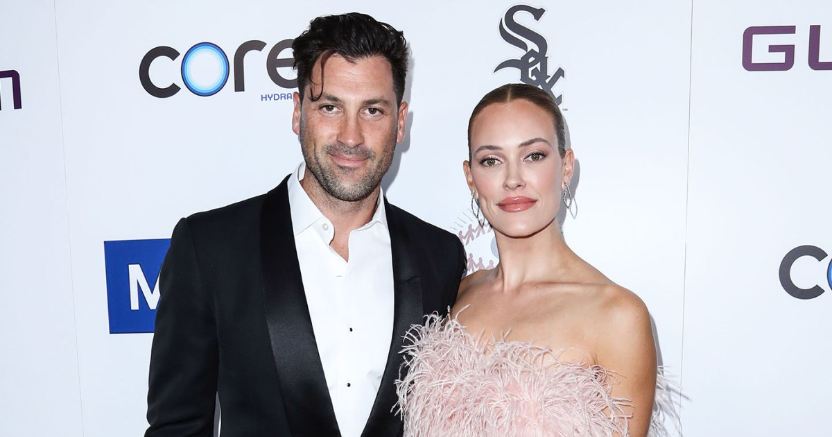 Maksim Chmerkovskiy and Peta Murgatroyd The Brent Shapiro Foundation Summer Spectacular - بيتا Murgatroyd ، مكسيم Chmerkovskiy التباهي أجسادهم في عطلة
