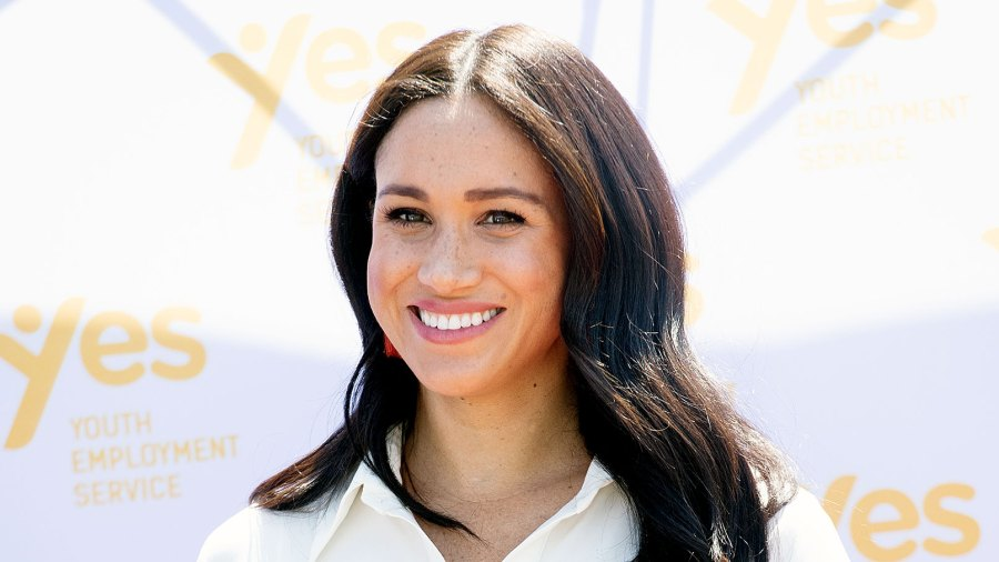 Meghan Markle in Africa Meghan Markle Is Actively Looking for a Manager or Agent After Royal Exit