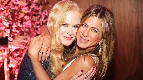 Nicole Kidman and Jennifer Aniston SAG Awards 2020 Afterparty