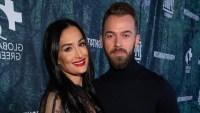 Nikki Bella Reveals She's Changing Her Engagement Ring From Artem Chigvintsev